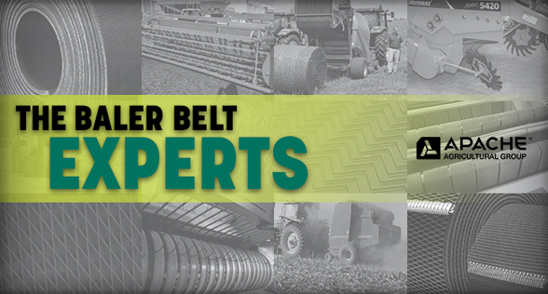 AG Belt - The Baler Belt Experts