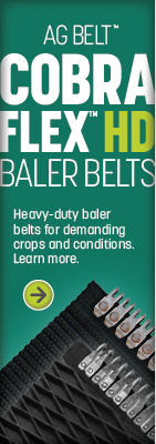 AG Belt™ CobraFlex™ HD Baler Belts